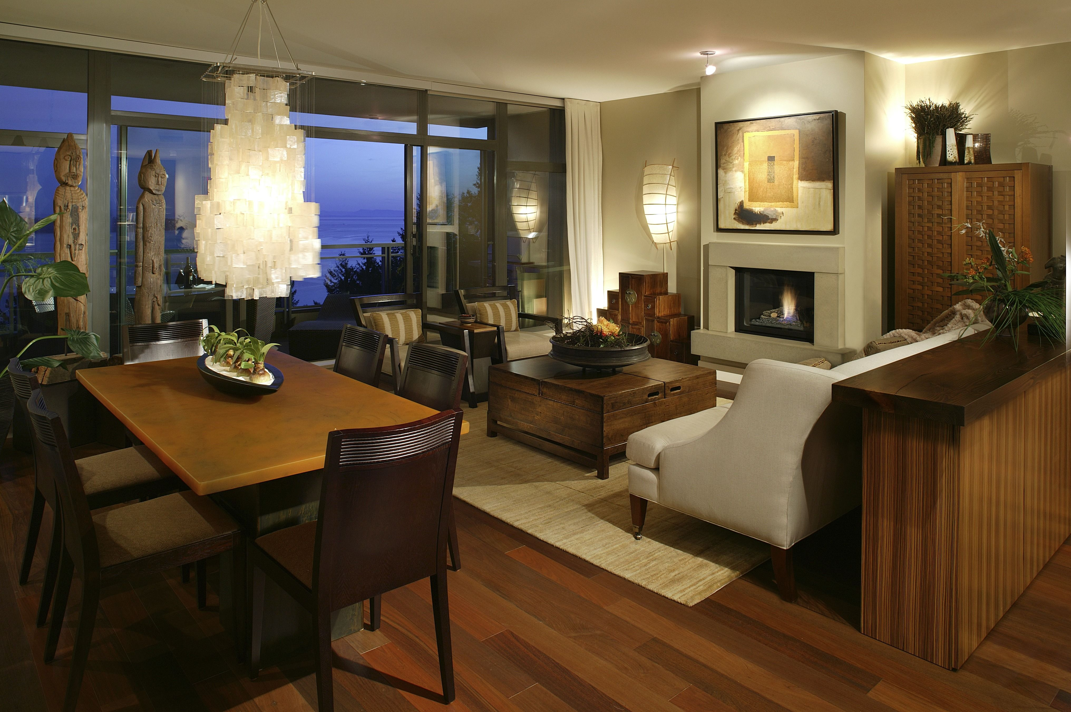 How to choose lighting fixtures for your dining room and - Choosing lighting for living room ...