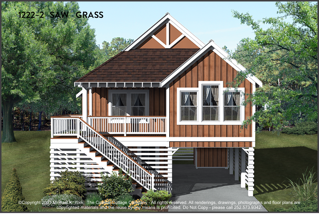 The Coastal Cottage Co Outer Banks Home Plans Coastal House Plans Small Beach Houses House On Stilts