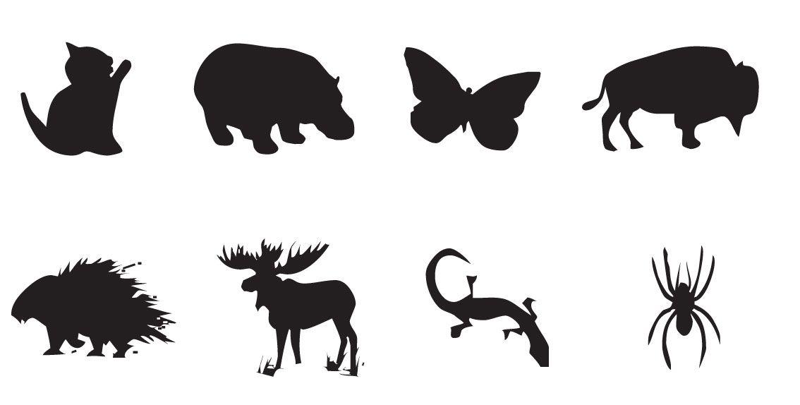 Imagen Gratis En Pixabay Elefante Gris Silueta Animales T