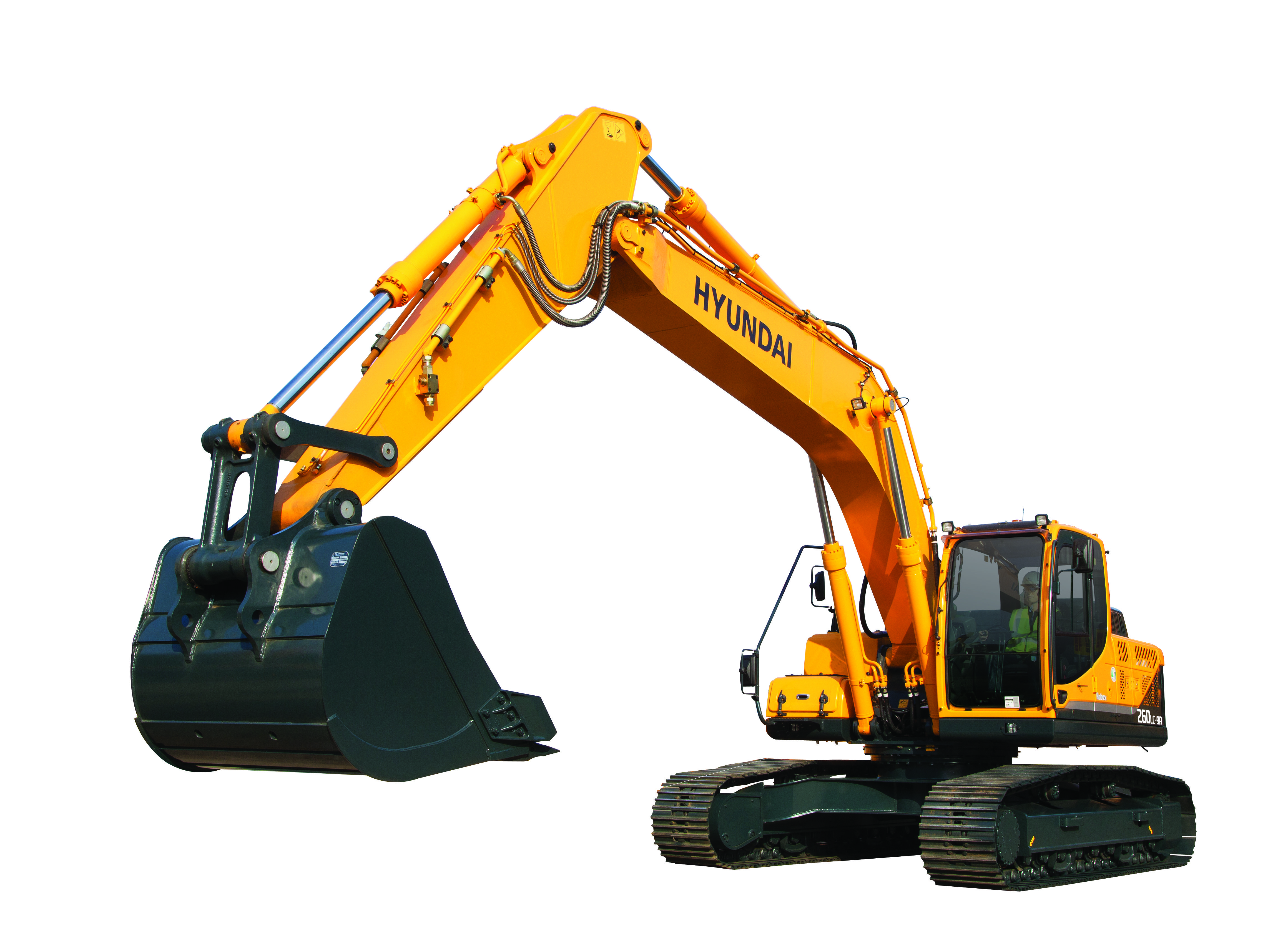 Crawler excavators – Diggers - Hyundai Construction Equipment