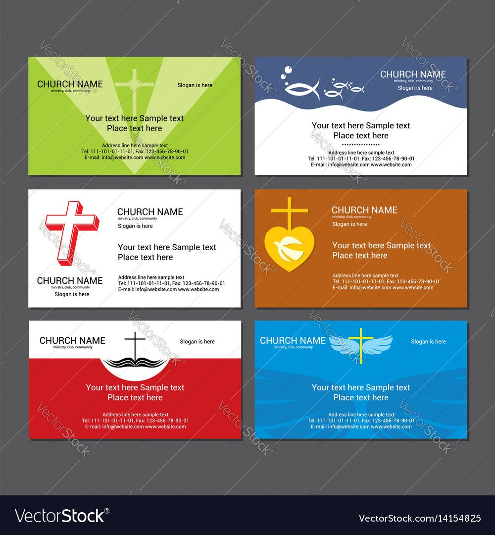 Christian Business Cards Templates Free Great Sample Templates Within Christian Busin Free Business Card Templates Card Templates Free Business Card Template