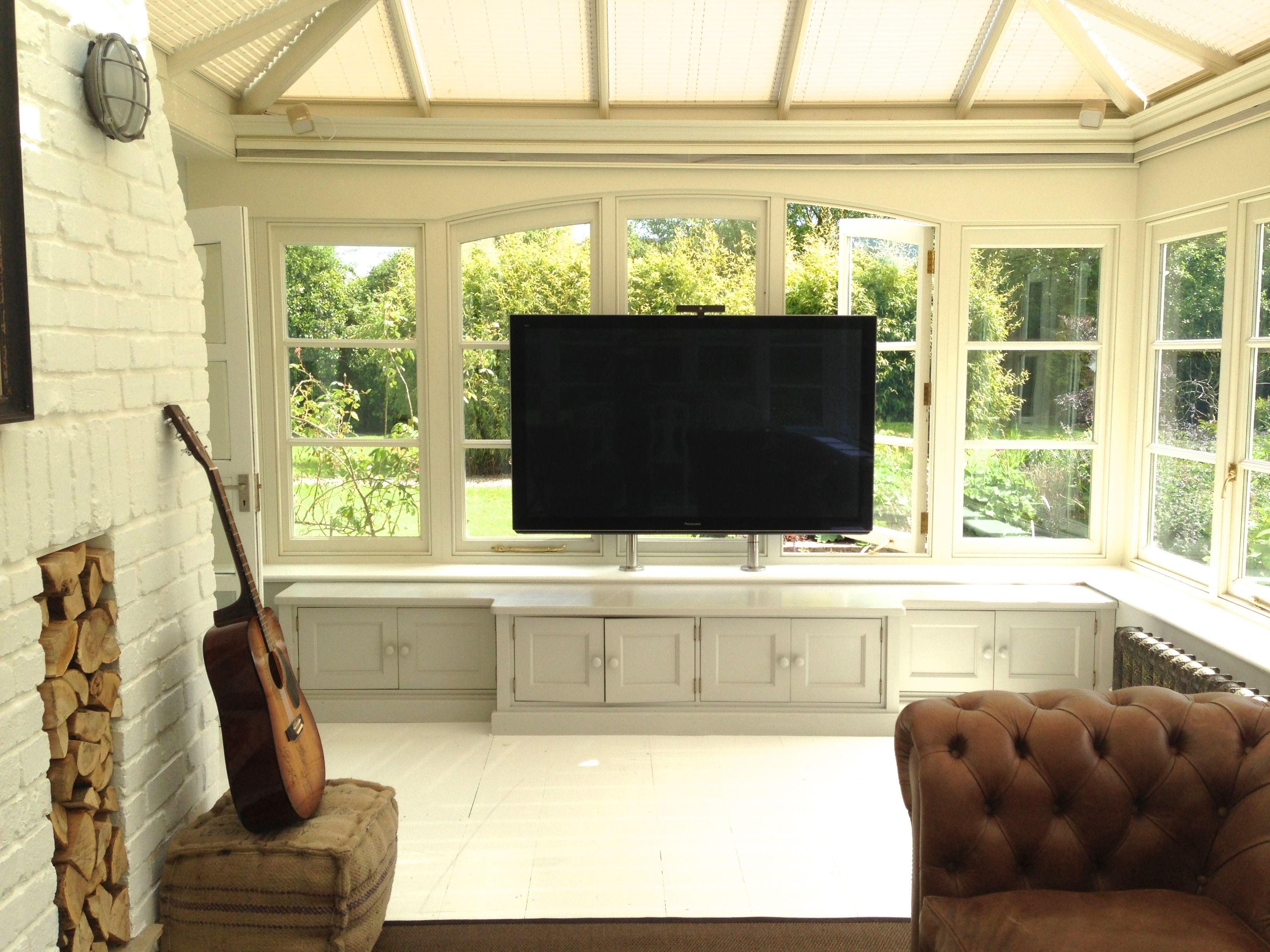 Conservatory Tv Boys Room Www Littledesignhouse Co Uk House