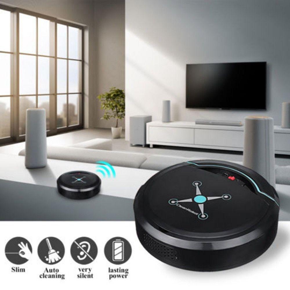 Autonomic Smart Robot Floor Cleaning in 2020 Smart robot