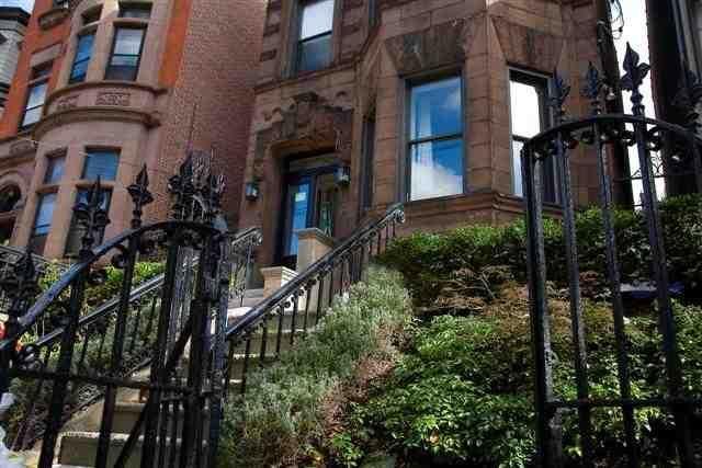 Brownstones Row Houses Brownstone Row House Hoboken