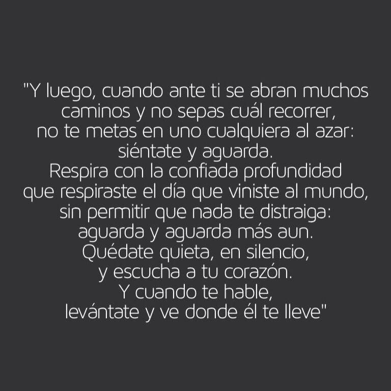 Donde El Corazón Te Lleve Susana Tamaro Inspirational Quotes Quotes Reading Time