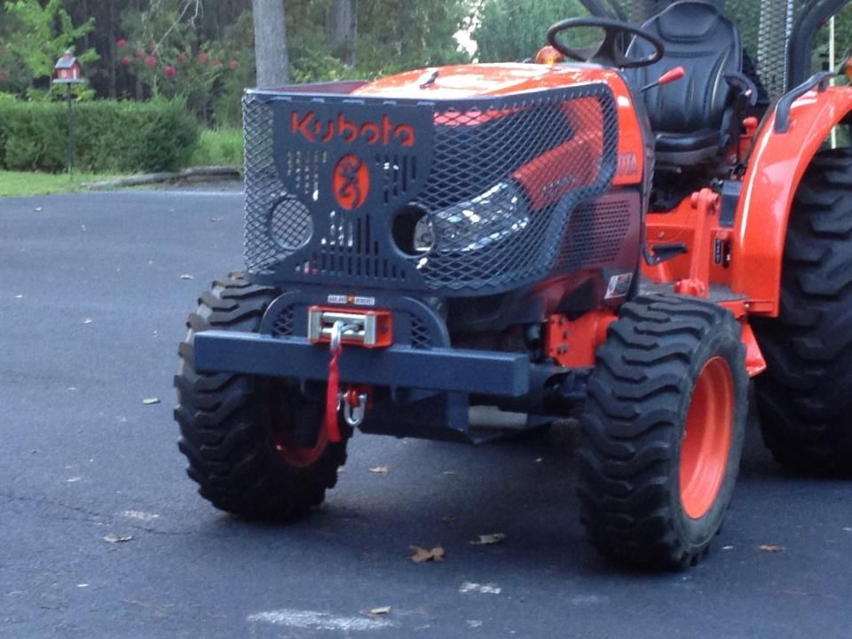 Kubota Bx Grill Guard : Image g  projects to try pinterest