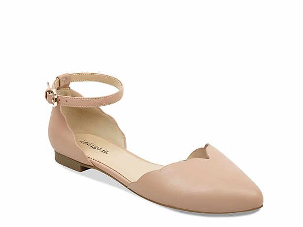 Women's Pink Ankle Strap & Ballet Shoes DSW Ballet