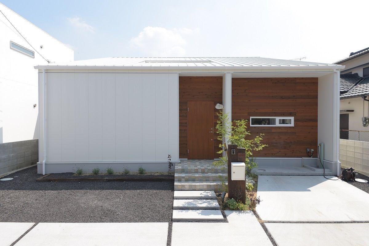 カフェみたいな家 建築事例 香川県のデザイン住宅なら