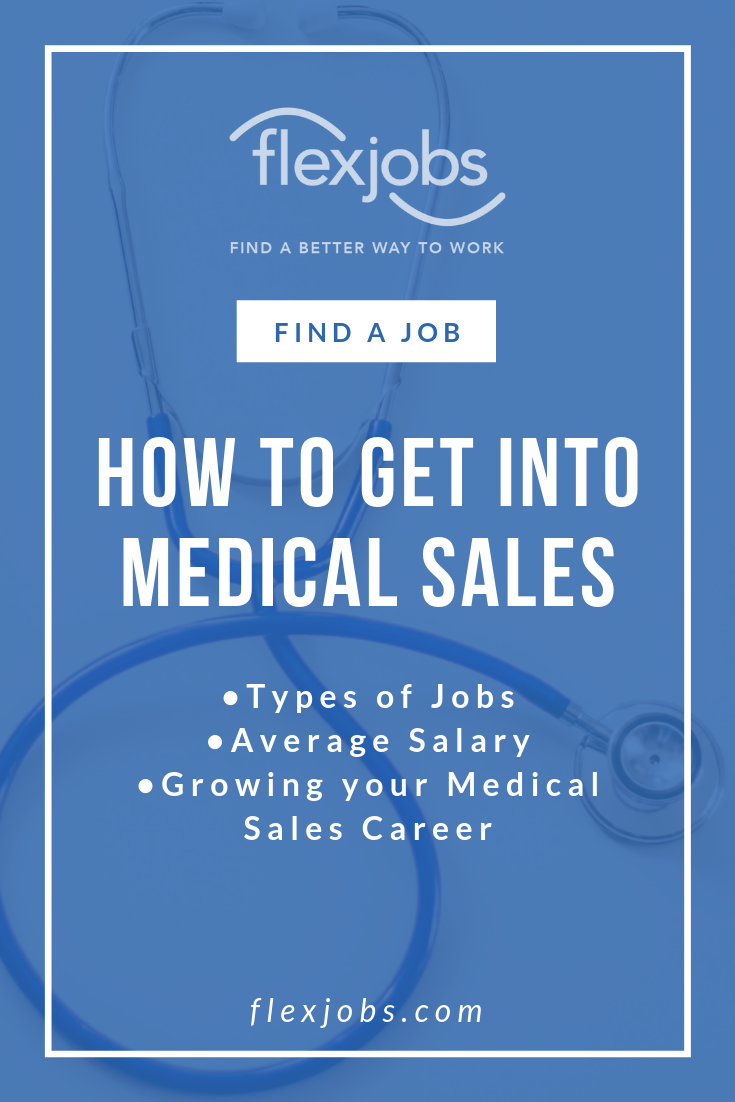 How To Get Into Medical Sales Career Path Salary And Jobs