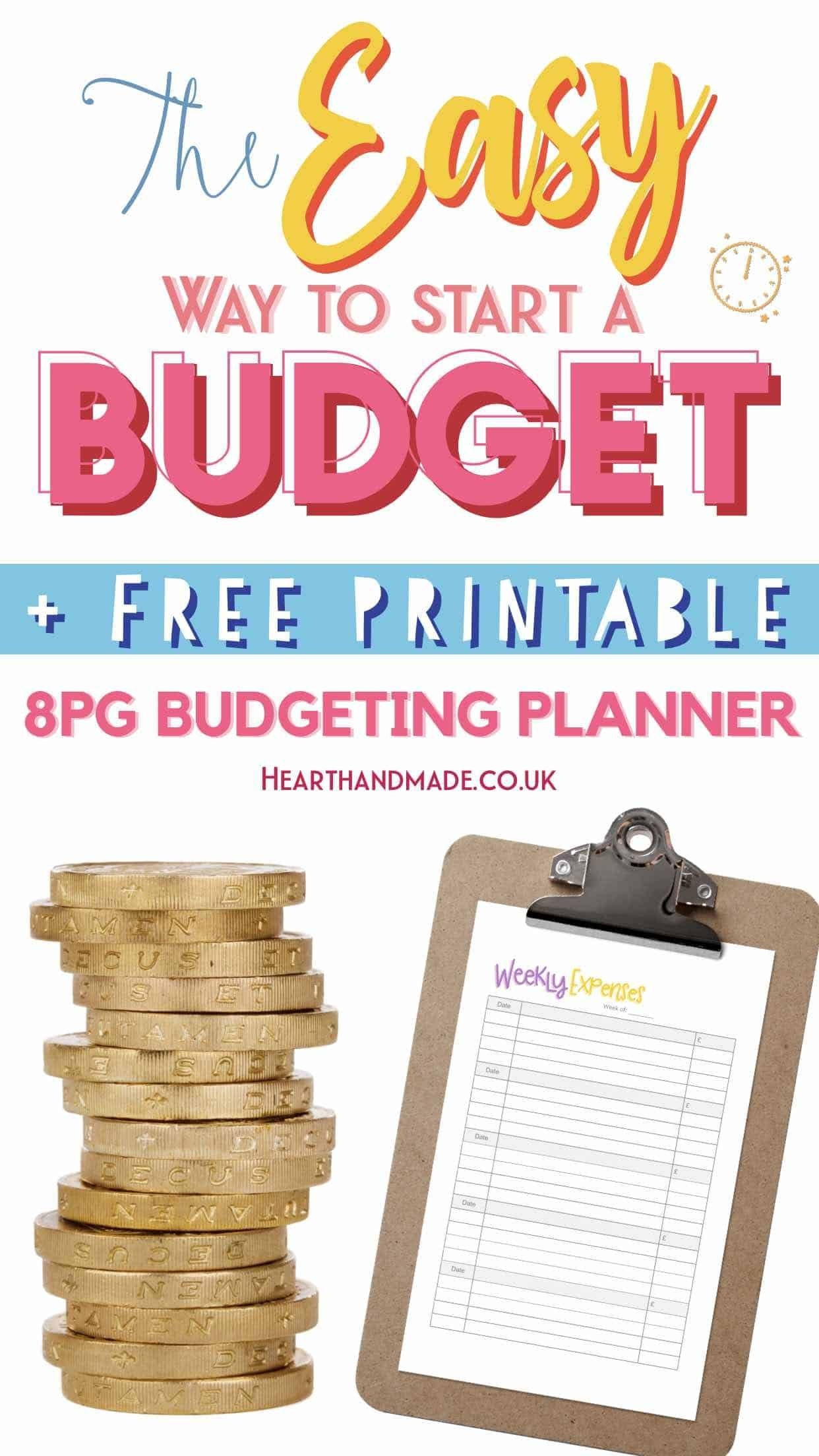 Consider This A Budgeting For Dummies Worksheet Except