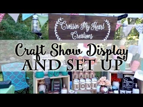 Photo of Craft Show Setup & Display