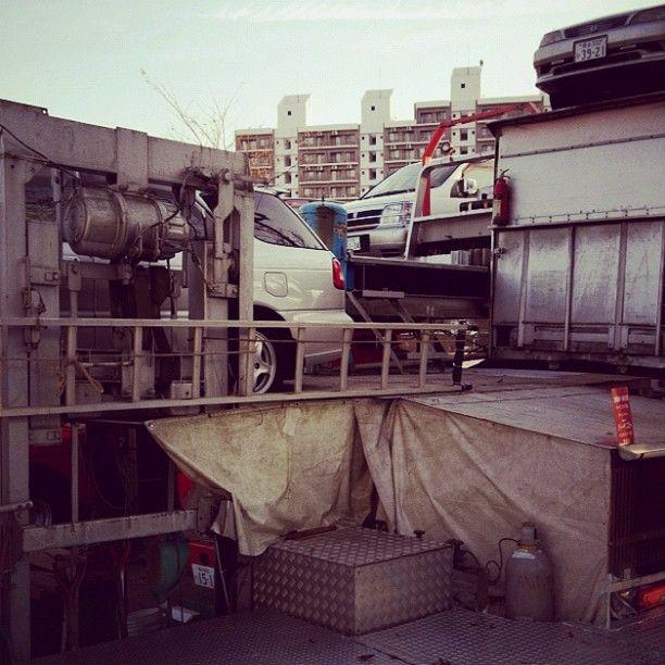 #car #parking #kanagawa #japan