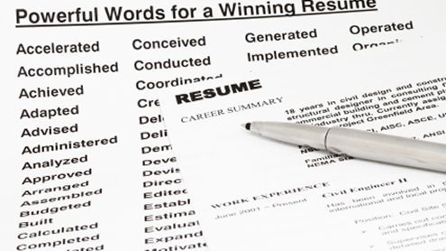 Are You Placing Keywords Inside Of Your Resume Resume Key Words Resume Writing Examples Resume Words