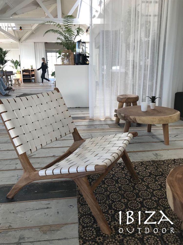 Ushuaia Lounge Stoel.De Ushuaia Loungestoel Zorgt Voor Een Heerlijk Ibiza Gevoel