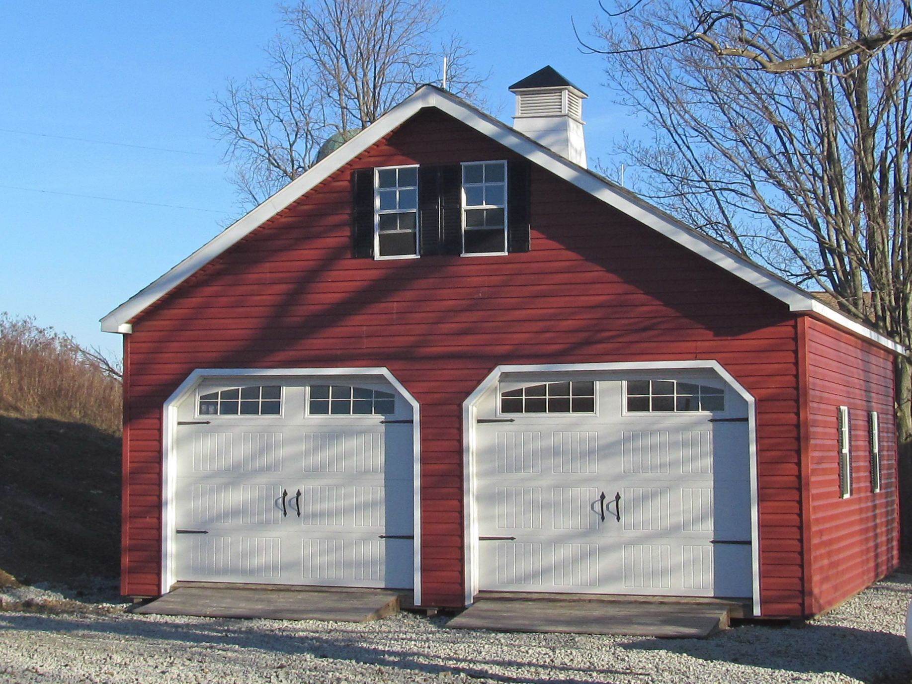 Gentil $20,000   Your Double Garage With One Story Provides Ample Space U0026  Protection From Weather.