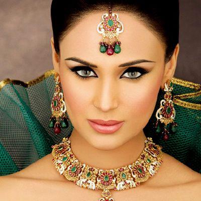 Asian wedding makeup artists