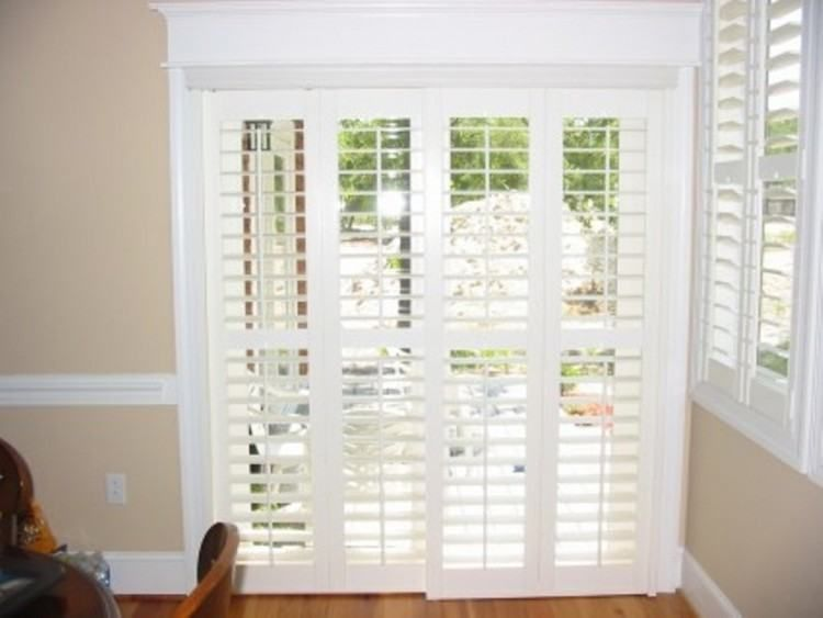 Kitchen Sliding Door Curtain Ideas Patio Door Coverings Kitchen