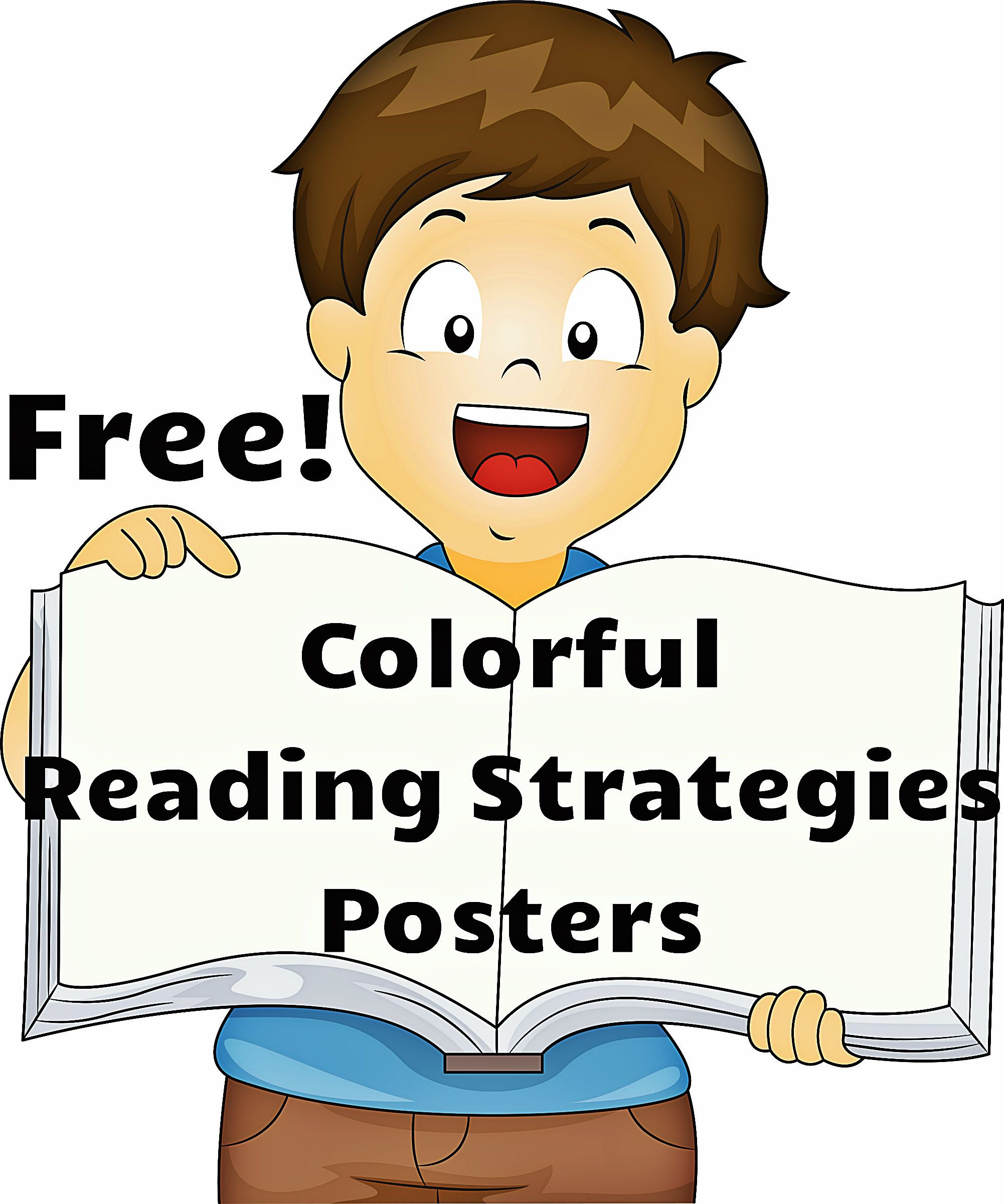 Free Word Strategies Posters To Help With Decoding