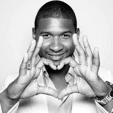 Usher  i love him