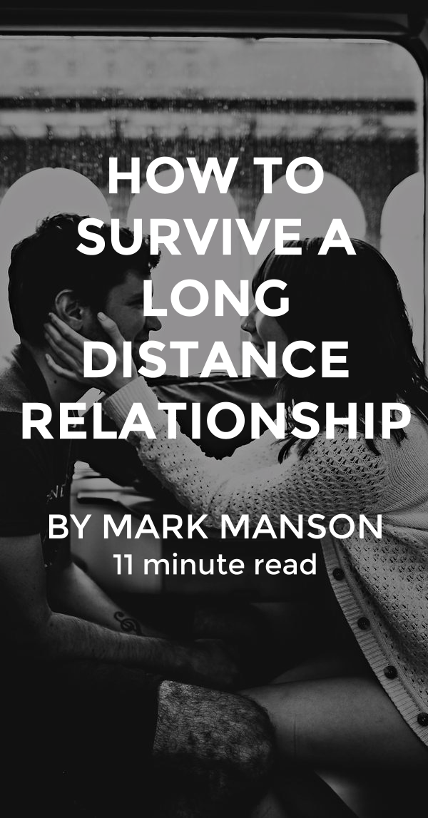 long distance relationship dating