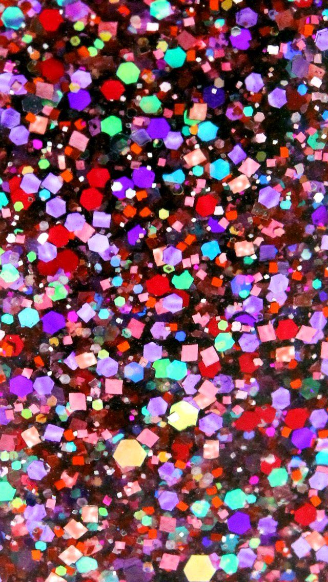 Glitter, Sparkle, Glow iphone wallpaper Color