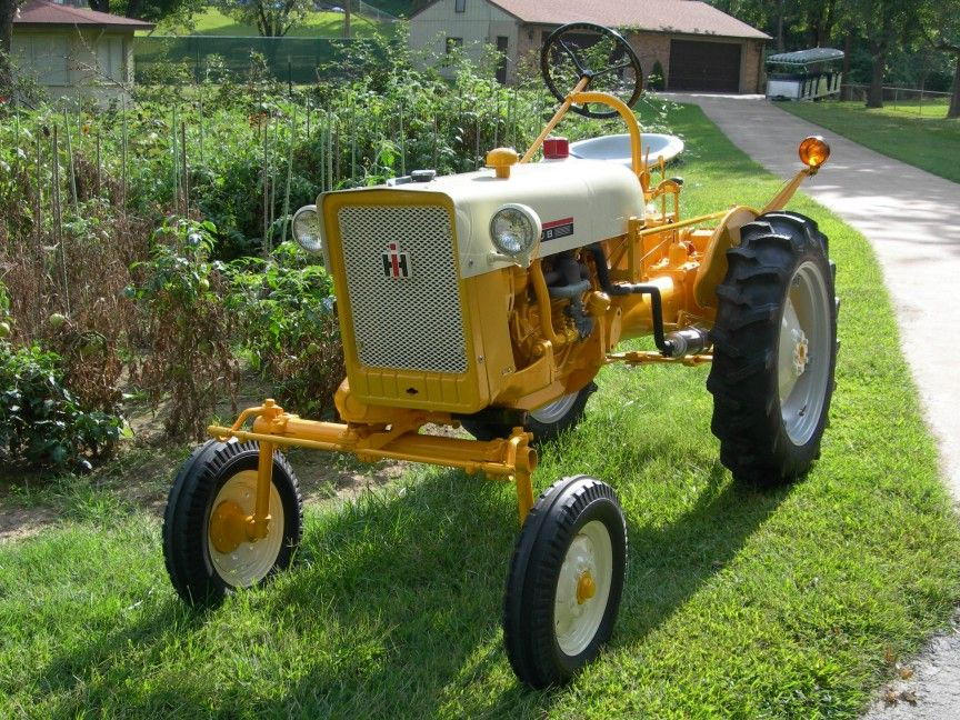 Ih Garden Tractors : International harvester cub tractors pinterest