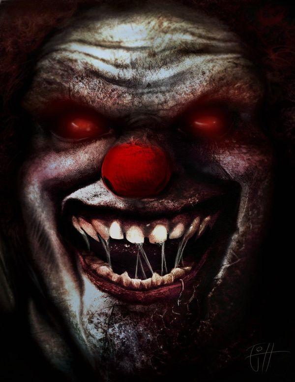 Afbeeldingsresultaat Voor Clown Qui Fait Peur Masque