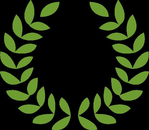 Full Size Picture 80px Greek Roman Laurel Wreath Vector Svg Png Wreath Clip Art Laurel Wreath Wreath Illustration