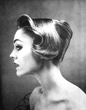 Version 1 Of The French Twist Hairdo For Long Hair Long Hair Upstyles Long Hair Styles