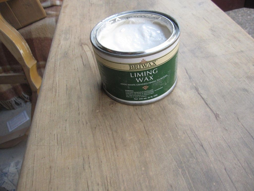 Introducing Briwax Liming Wax Houston Furniture