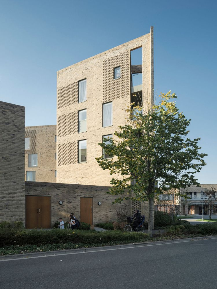 Gallery Of Abode At Great Kneighton Housing Proctor And Matthews