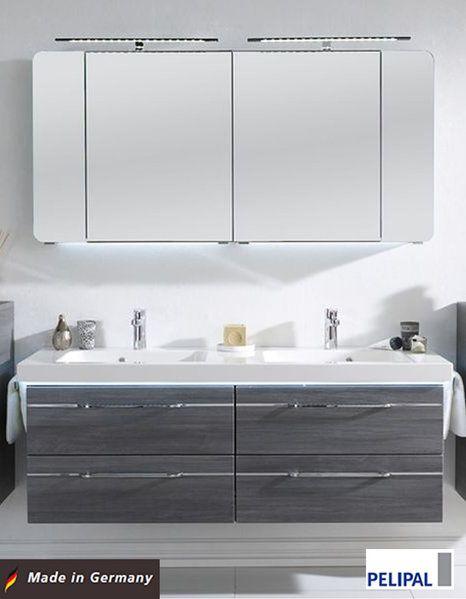 Badezimmermobel set doppelwaschbecken - Badmobel set doppelwaschbecken ...