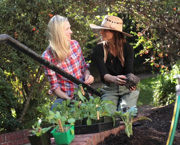 Home Tour Of Weelicious Founder Catherine McCord - Weelicious Food