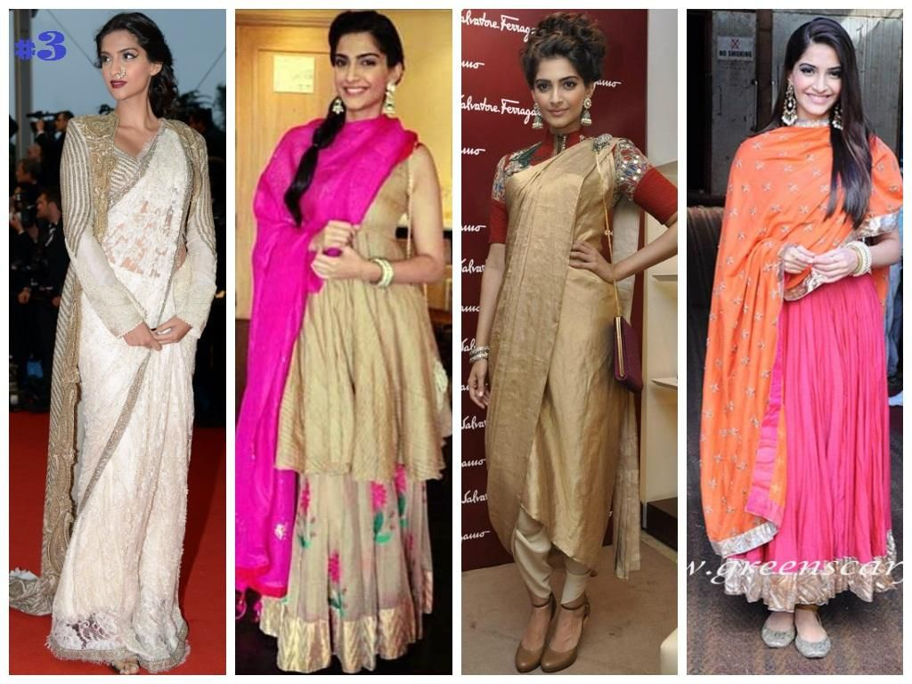 Selecting from a Wide Range of Ethnic Wear Online