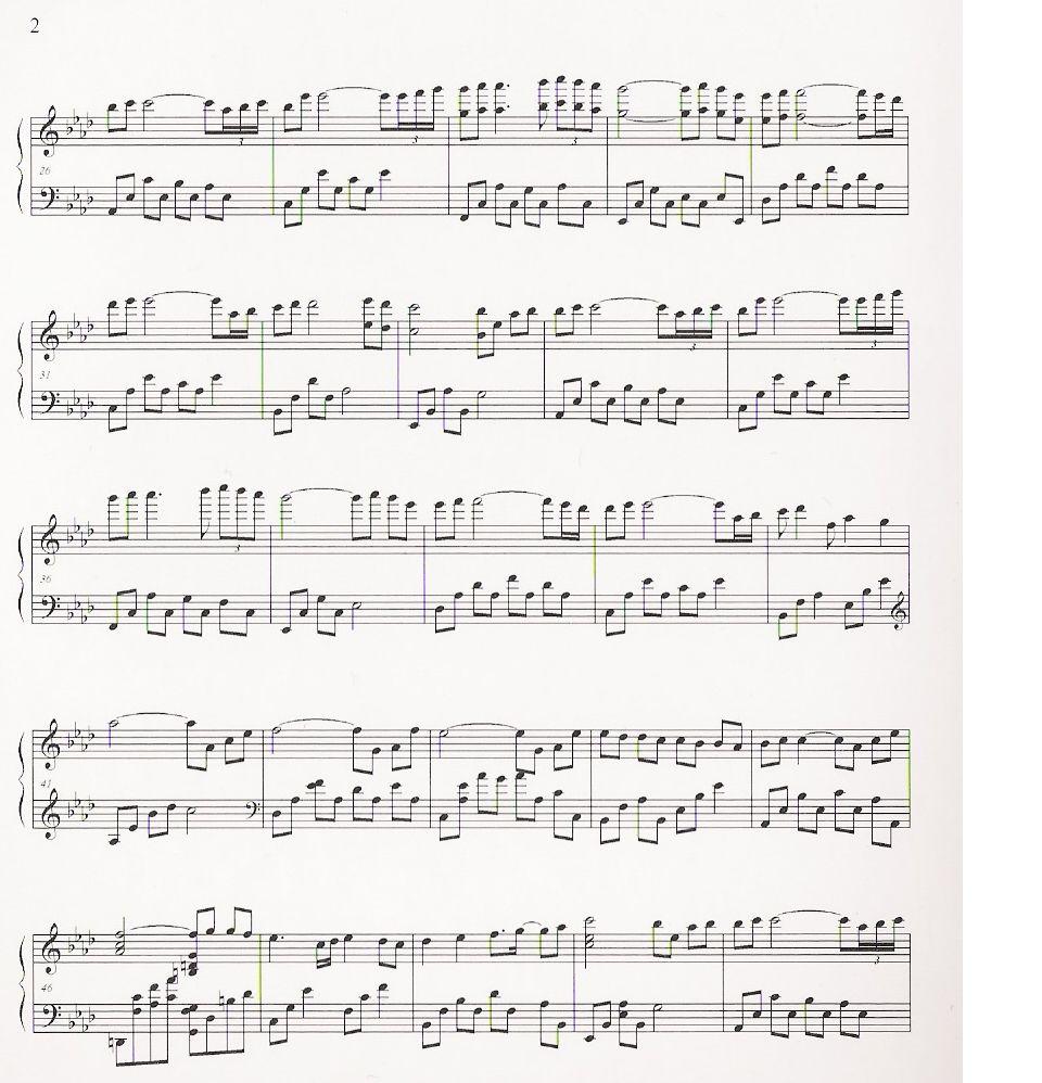 Yiruma - Kiss The Rain Page 2