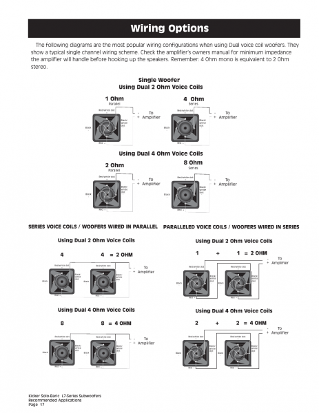 kicker l7 wiring diagram  schematic wiring diagram