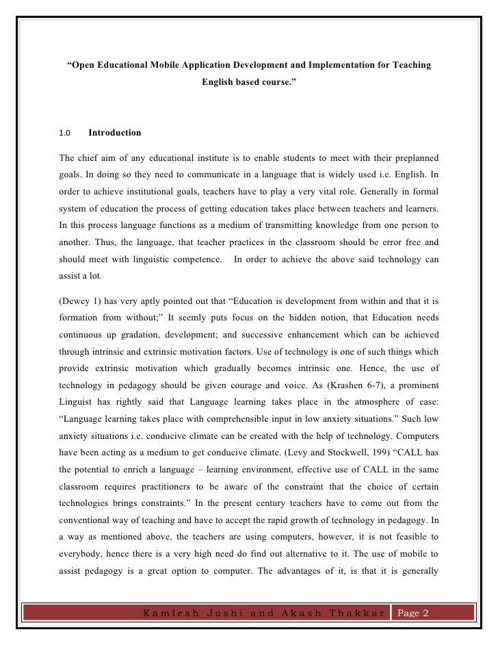 Dissertation Directory Directory Of Classes Ssol Formatting