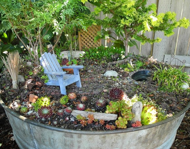 Superior 30 DIY Ideas How To Make Fairy Garden