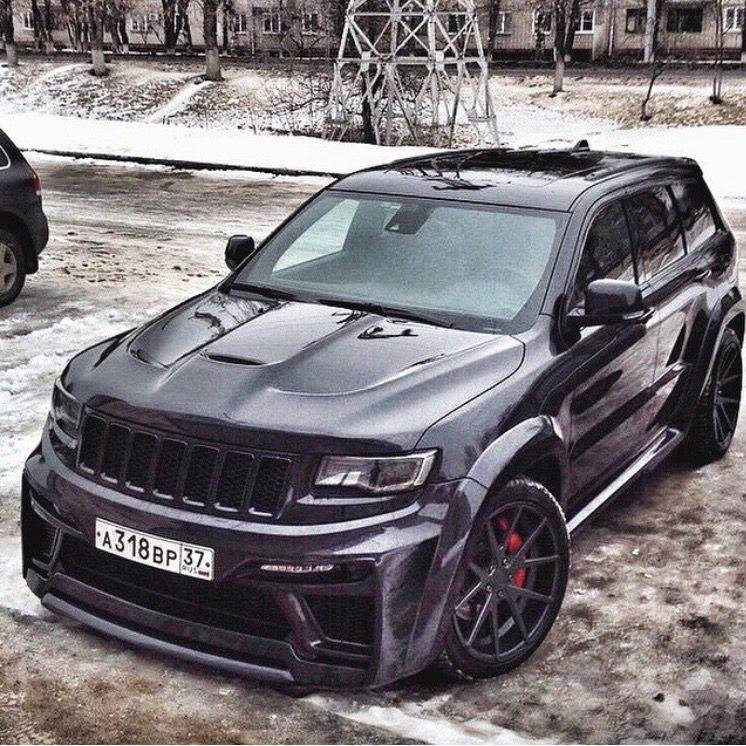 Jeep Grand Cherokee Srt 8 Jeep Grand Cherokee Srt Jeep Srt8