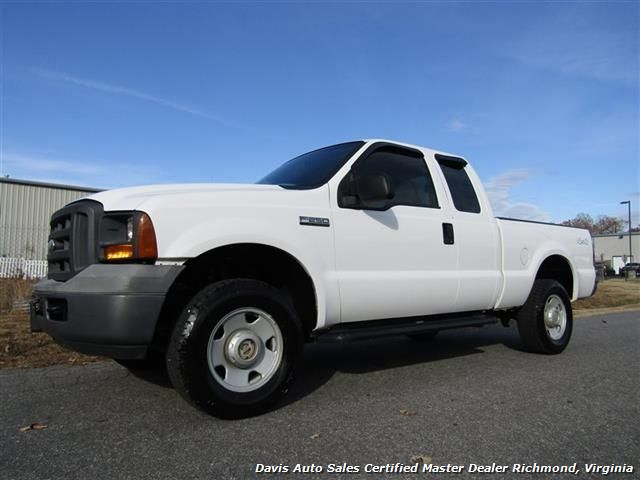 F250 Short Bed For Sale >> 2005 Ford F 250 Super Duty Xl 4x4 Supercab Short Bed Work