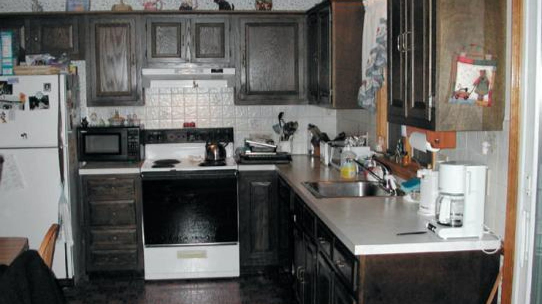 How to Prep Your Kitchen Cabinets for Paint | Kitchen ...