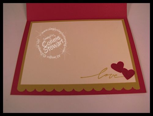 Nice Way To Finish Inside Of Cards Cards Handmade Pop Out Cards Inspirational Cards