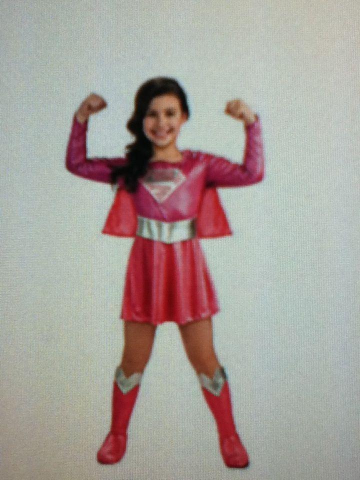 Superwoman Costume So Cool  Supergirl Costume, Girl