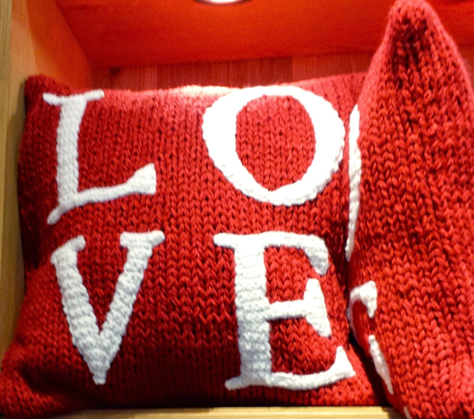 Valentine's project-- wool maybe??