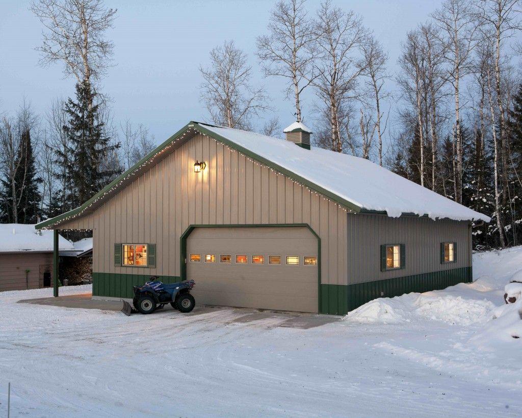 Joe 39 s garage morton buildings 3749 garage and shop for Garage barns