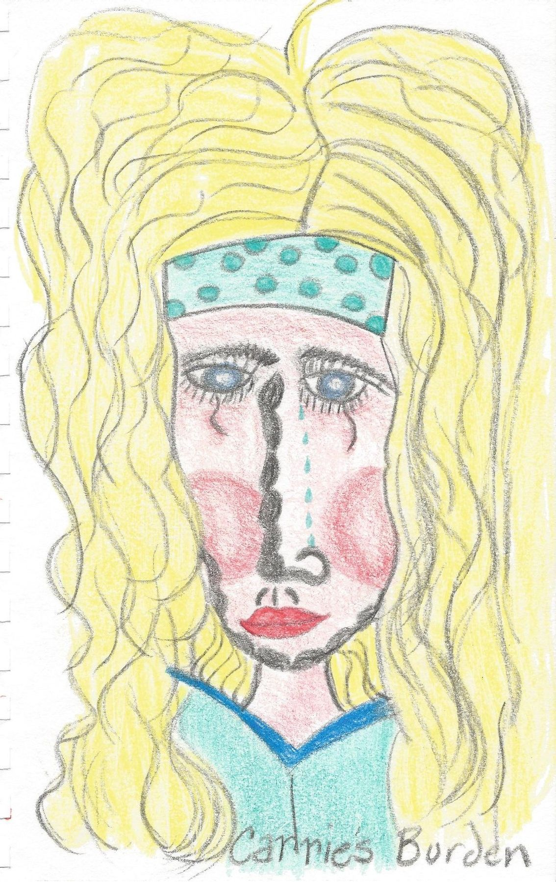 -most of us have the burden of a facial feature we don't like.