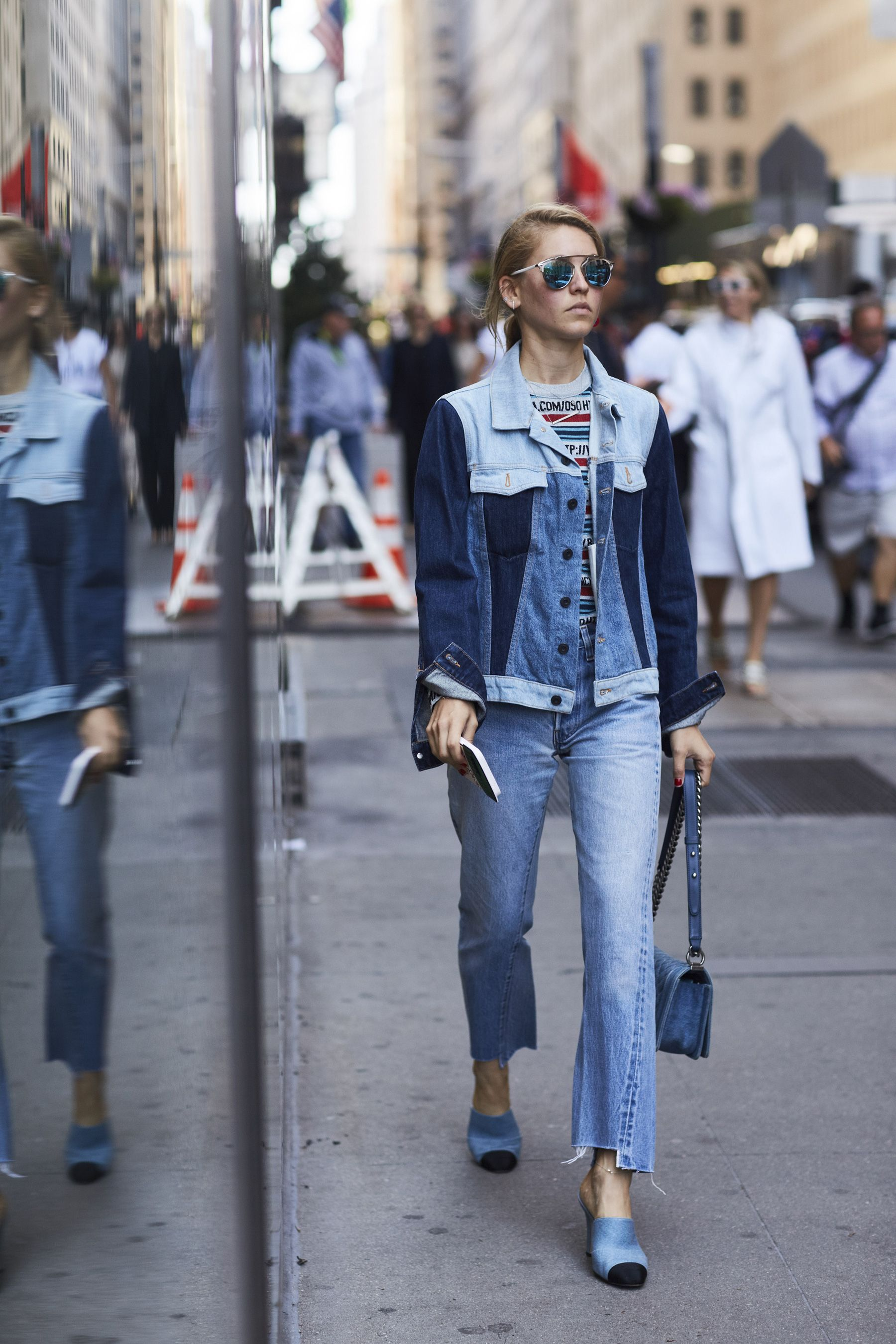 The Best Street Style from New York Fashion Week Street ... - photo #37