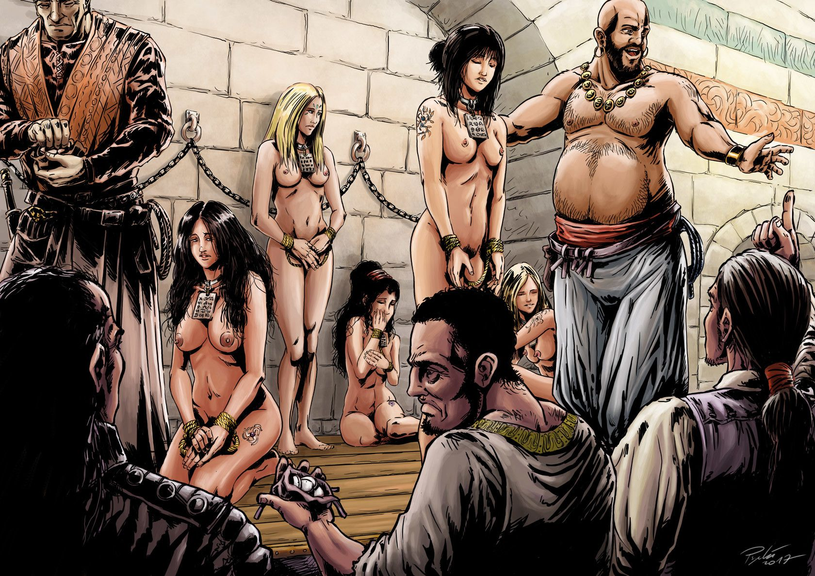 John personswhite slave trade