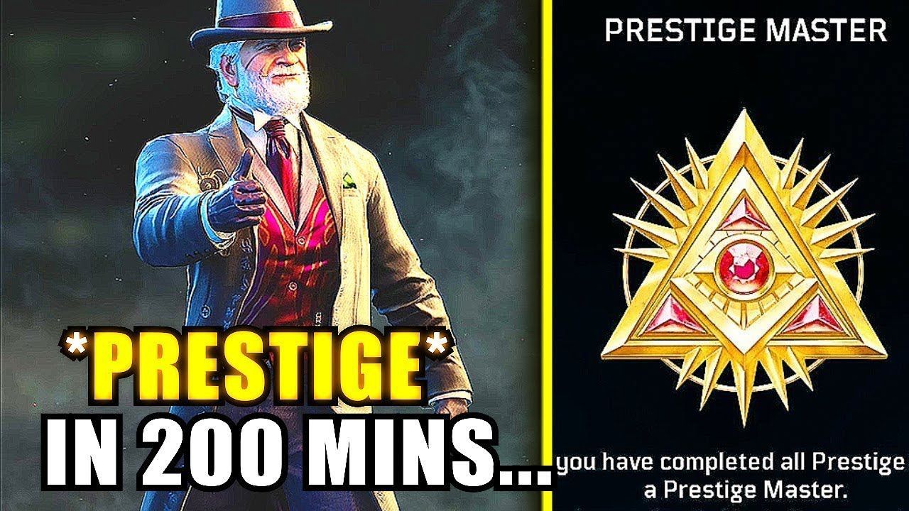 After Patch) Camos & Rank Up Fast in Black Ops 4 Zombies - How to