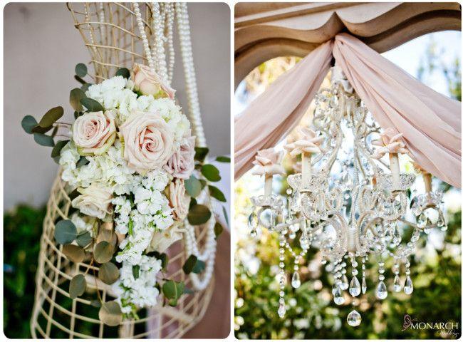 171f35c740 Stunning Great Gatsby inspired wedding at the Prado Balboa Park. Blush  wedding vintage details.